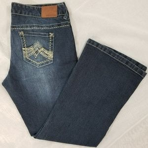 Maurices Straight Jeans